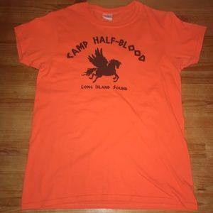 Tops - Camp half blood shirt